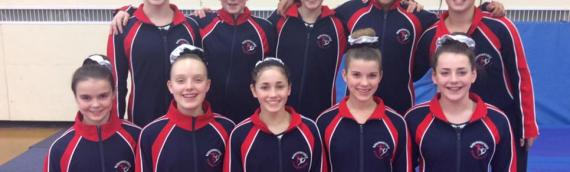 Junior Team qualify for British Championships