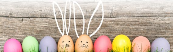 What's on this Easter Holiday's?