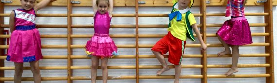 £115.00 raised for the British Gymnastics Foundation