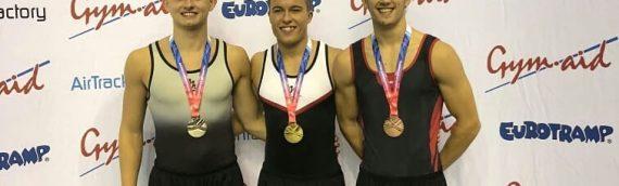 Ryan Hopgood bags medal at British Championships, Tumbling