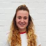Katie Hayes-Head of Team Gym